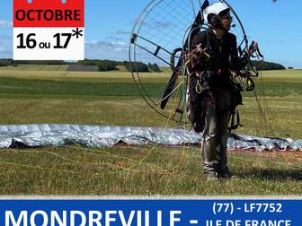 Compétition Régionale à Mondreville  16/17 Octobre 2021  Classe1