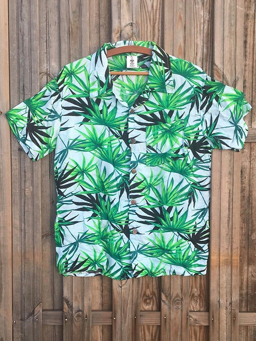 Chemise hawaïenne Island