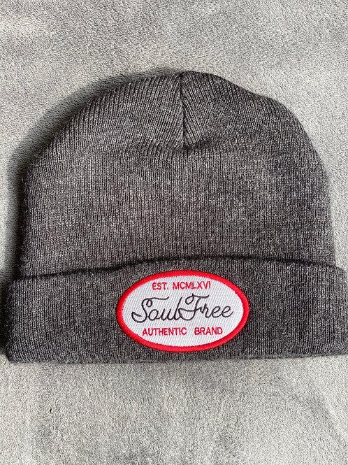 Winter Cap - Grey Soul Free