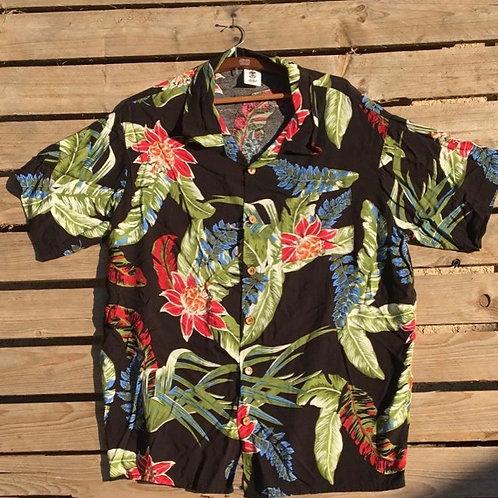 Chemise hawaïenne Jungle