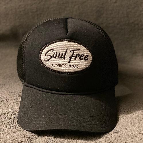 Trucker Cap - Soul Free Black