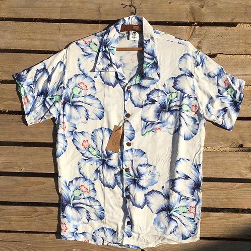 Chemise hawaïenne Flowers