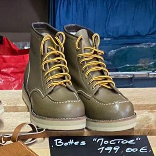Boots Moctoe Kaki