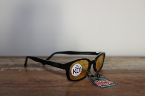 Lunettes KD's originales - clear transparent