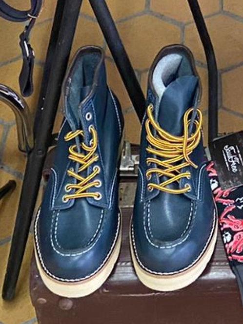 Boots Moctoe Blue