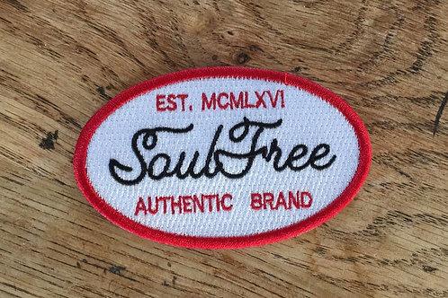 Patch Soul Free Brodé