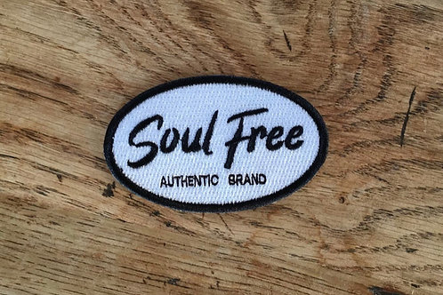 Patch Soul Free Brodé