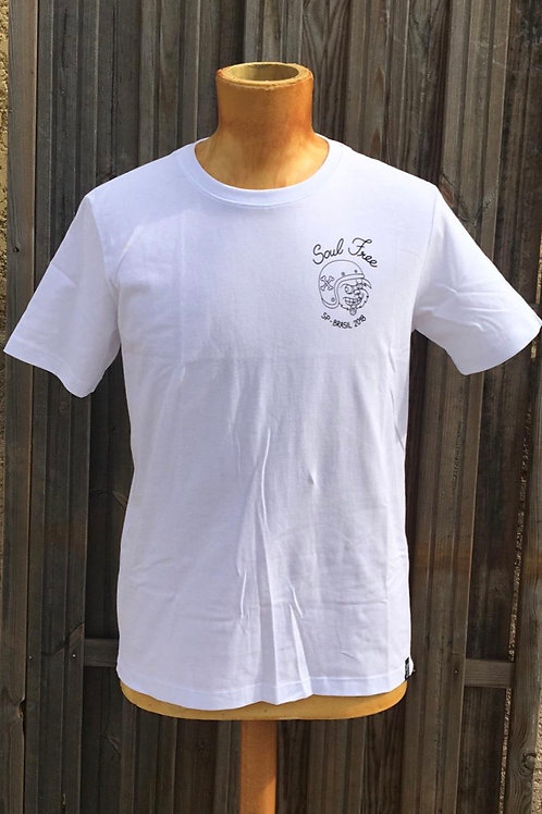 T-shirt Juca -White