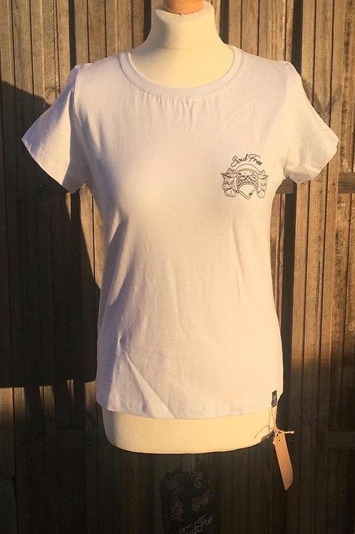 T-shirt Tropical Helmet - Color
