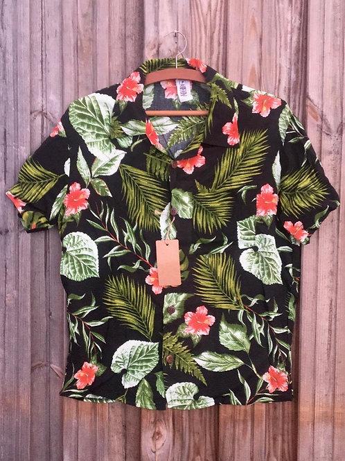 Chemise hawaïenne Beach