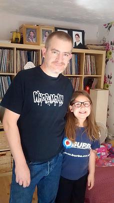 Barry Ratcliffe & Daughter