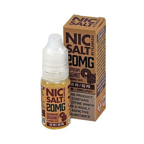 Raspberry Doughnut - 20mg 10ml Nic Salt