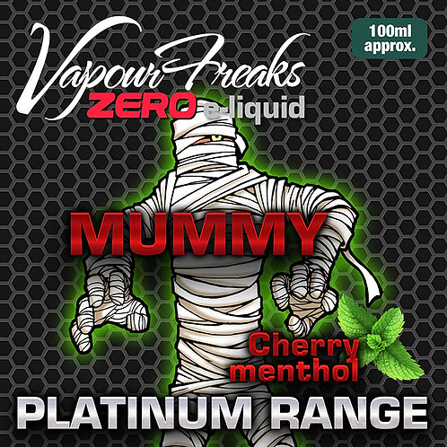 Mummy - 100ml Vapour Freaks
