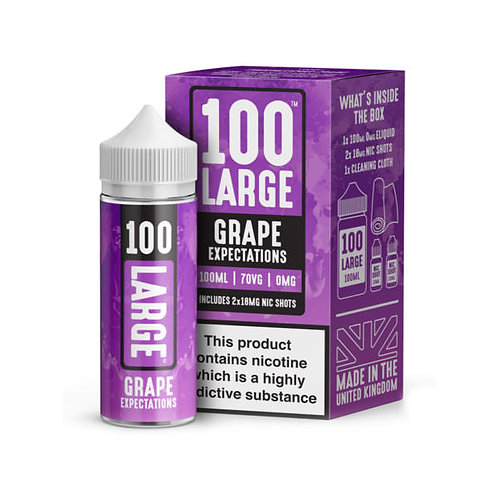 Grape Expectations  - 100ml 100 Large