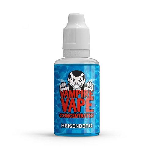 Heisenberg Concentrate - 30ml Vampire Vape