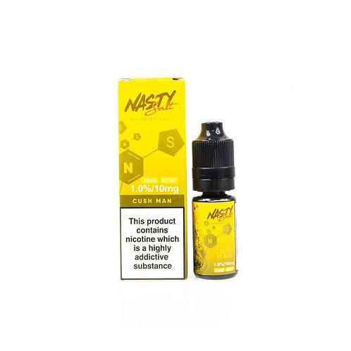Nasty Salt Cush Man - 10mg 10ml Nasty Juice