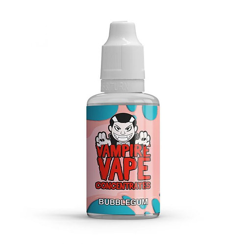 Bubblegum Concentrate - 30ml Vampire Vape