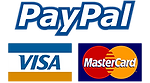 Paypal & Cards Accepted Here
