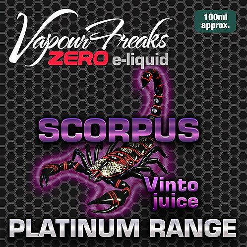 Scorpus - 100ml Vapour Freaks