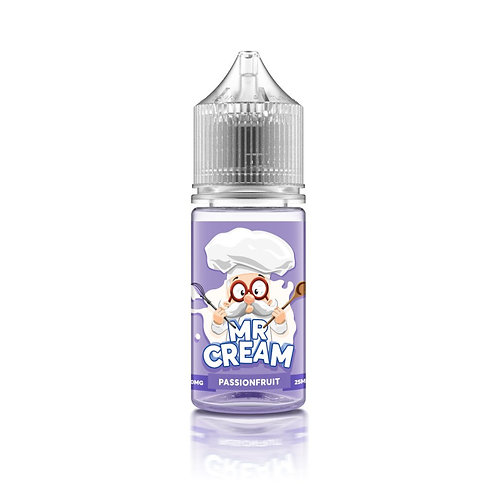 Passion Fruit - 25ml Mr Cream