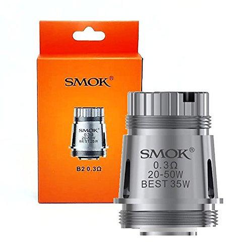 SMOK B2 0.3ohm Coils (3 pack)