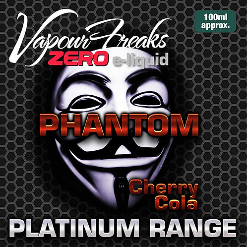 Phantom - 100ml Vapour Freaks