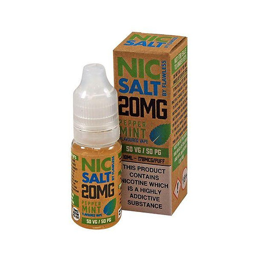 Peppermint - 20mg 10ml Nic Salt