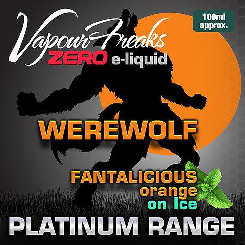 Werewolf - 100ml Vapour Freaks