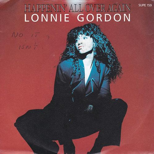 """Mel & Kim / Lonnie Gordon MISSPRESS (7"""" 45rpm) 1990"""