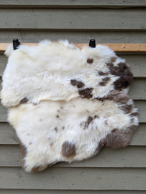 Wow #1 Double sheepskin rug
