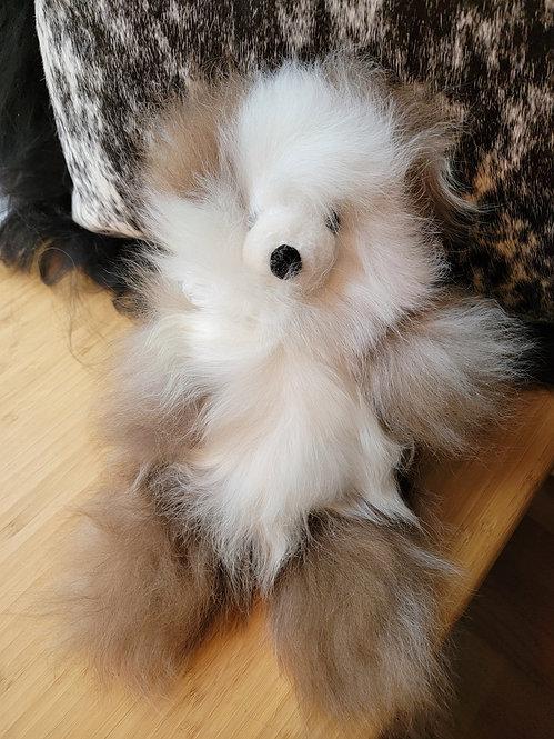 Love#2 Gorgeous Alpaca Teddy Bear for sale