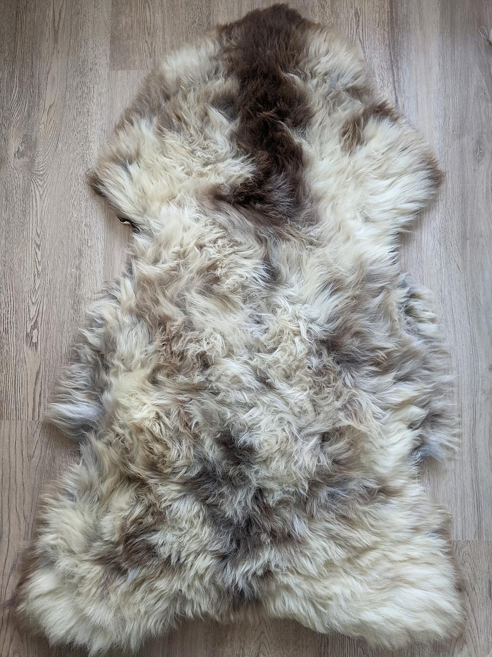 Sheepskin rug for sale