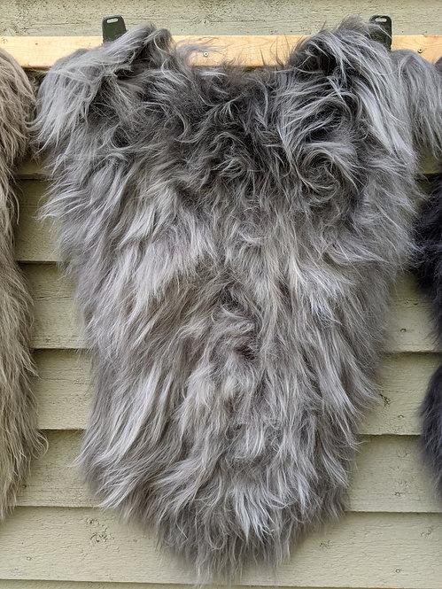'Medium Pebble' gorgeous Icelandic Sheepskin