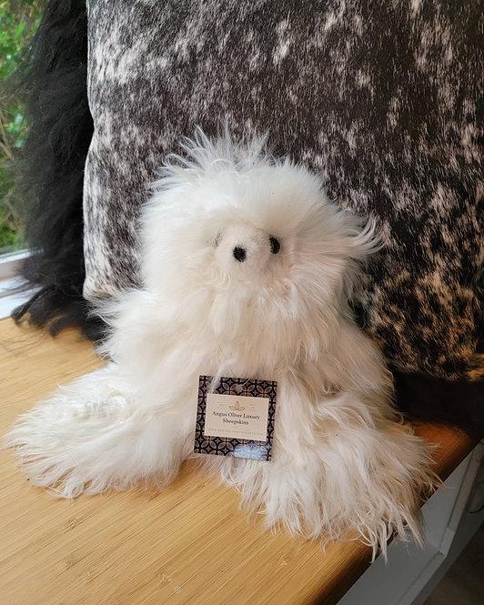 Love#4 Gorgeous Alpaca Teddy Bear for sale