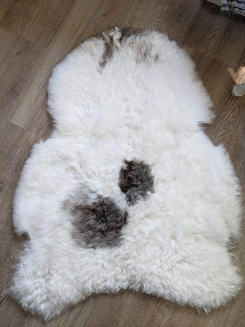 M35 Icelandic Sheepskin rug for sale