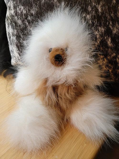 Love#1 Gorgeous Alpaca Teddy Bear for sale