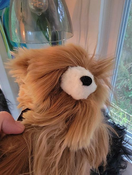 Love#5 Gorgeous Alpaca Teddy Bear for sale