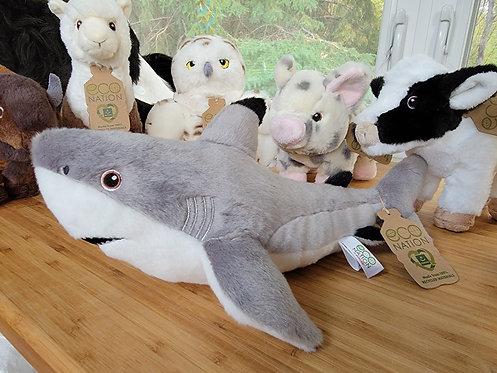Eco friendly shark plush *Add on item*