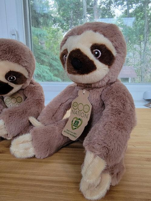 Eco friendly Sloth plush *Add on item*