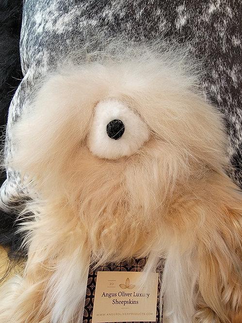 Love#3 Gorgeous Alpaca Teddy Bear for sale
