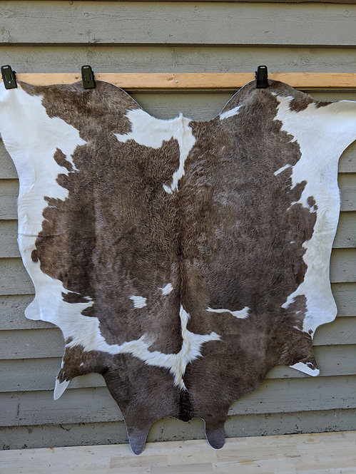 Aug #51 Premium Small Cowhide rug for sale