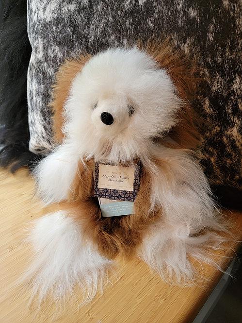 Love #6 Gorgeous Alpaca Teddy Bear for sale