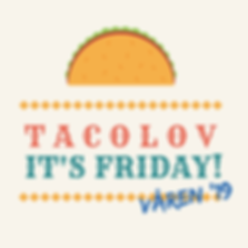 Tacolov It's Friday