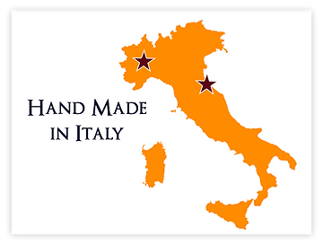 IBW Hand Made Italy footer