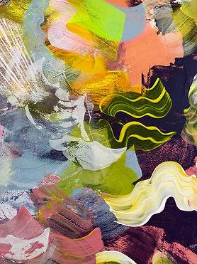 abstract art, painting, colors, maalaus, akryylimaalaus, abstrakti taide