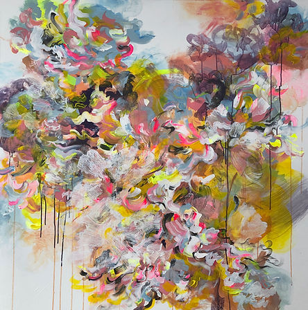 abstrakti, maalaus, liike, nykytaide, taide, sisustus, interior, abstract