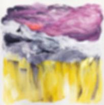 abstract, landscape, art, painting, interior art, maisema, maalaus, abstrakti taide, sisustus, kuvataide, maalaus