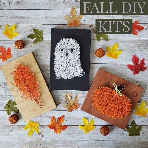 Crafternoon - Halloween String Art