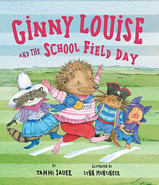 Ginny Louis and the School Field Day