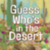 Guess Who's In the Dessert